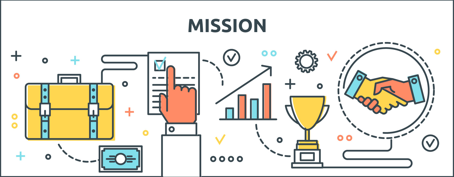 Stitching Together the Perfect Mission Statement