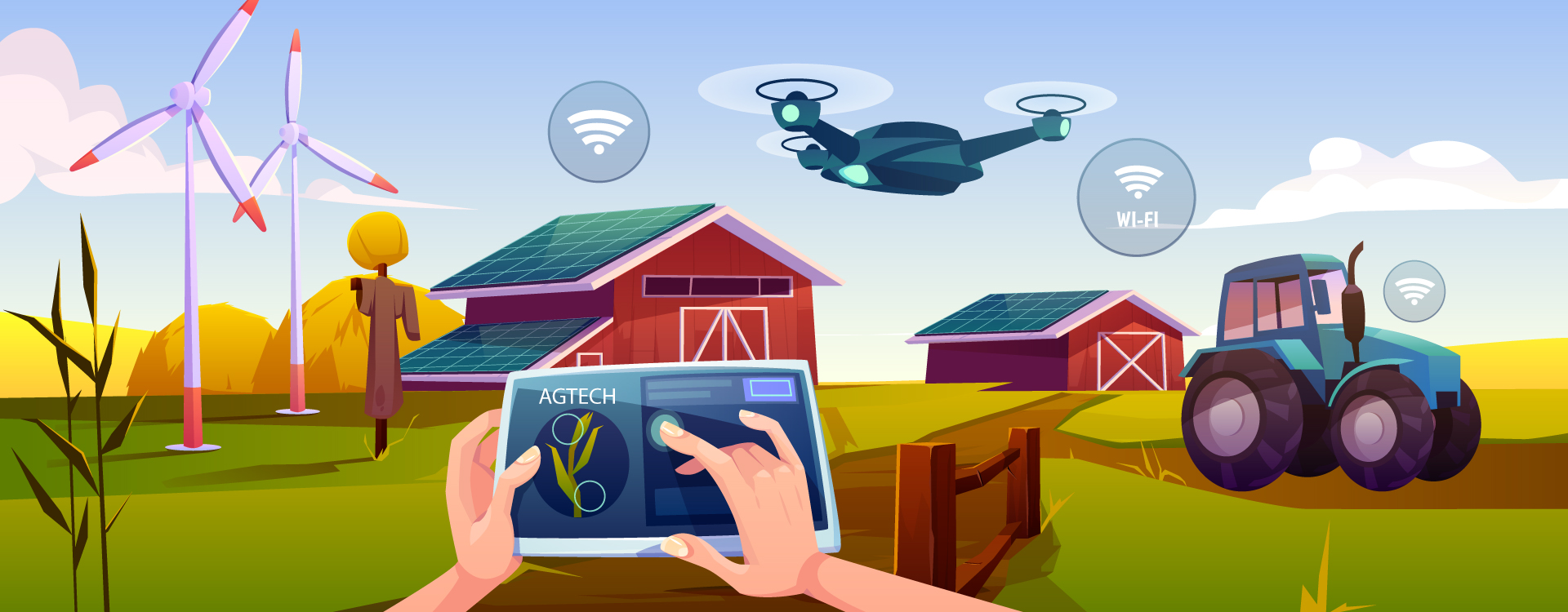 What are the trends to be expected in the agtech and agriculture sector post 2020?