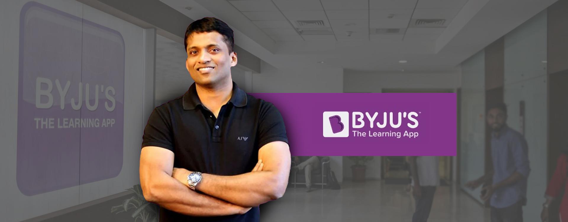 Byju Raveendran: The Story of a Billionaire