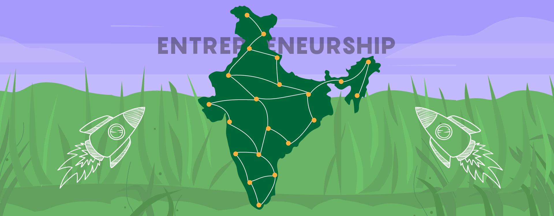 Entrepreneurship beyond Tier 1 cities