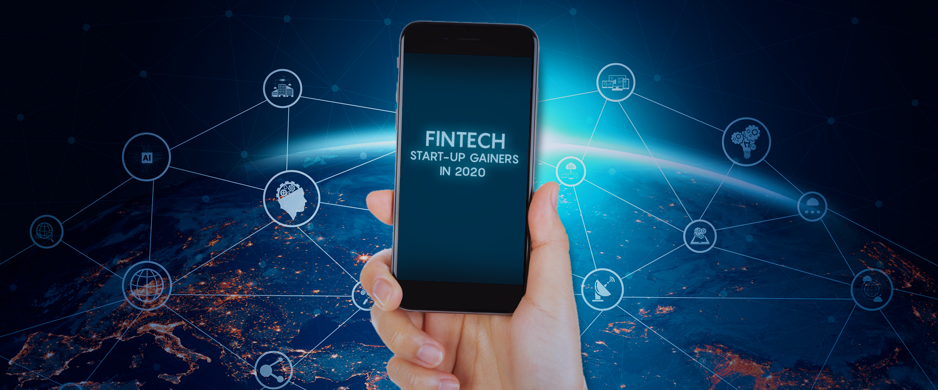 FinTech Sector Attracted $2.37 Billion in funding in 2020, which Start-ups were Gainers?