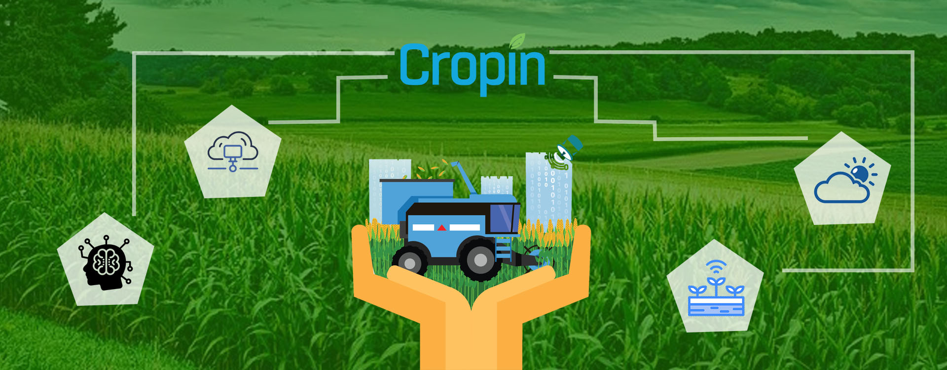 Growth story of agritech start-up CropIn