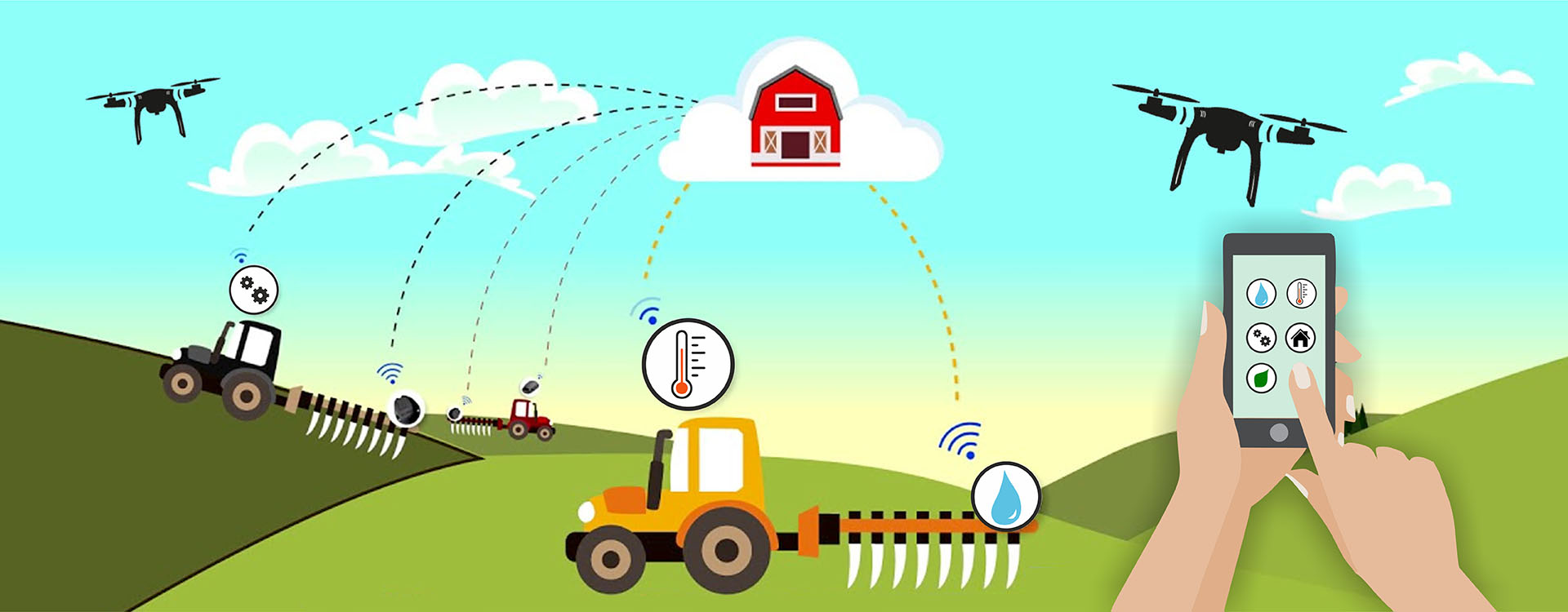 5 Agritech solutions to overcome traditional challenges