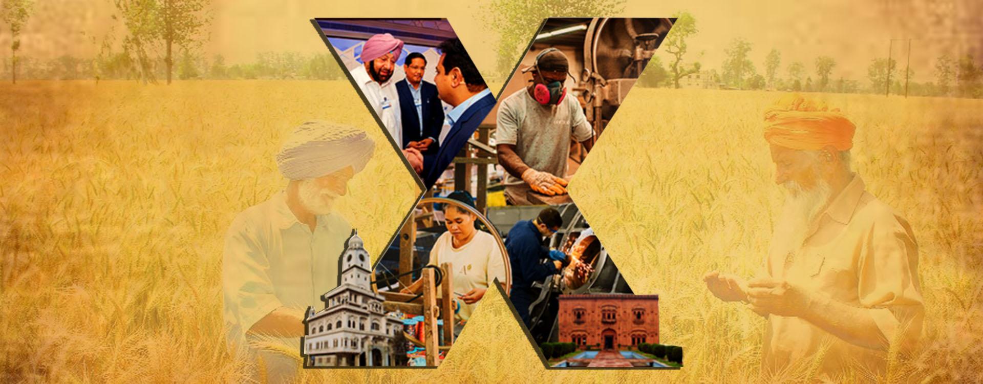 Sadda Karobaar, Punjab Di Shaan/Xcelerator Program