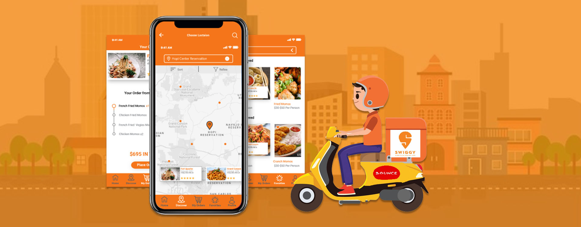 How Swiggy Changed the Online Food Ordering Industry