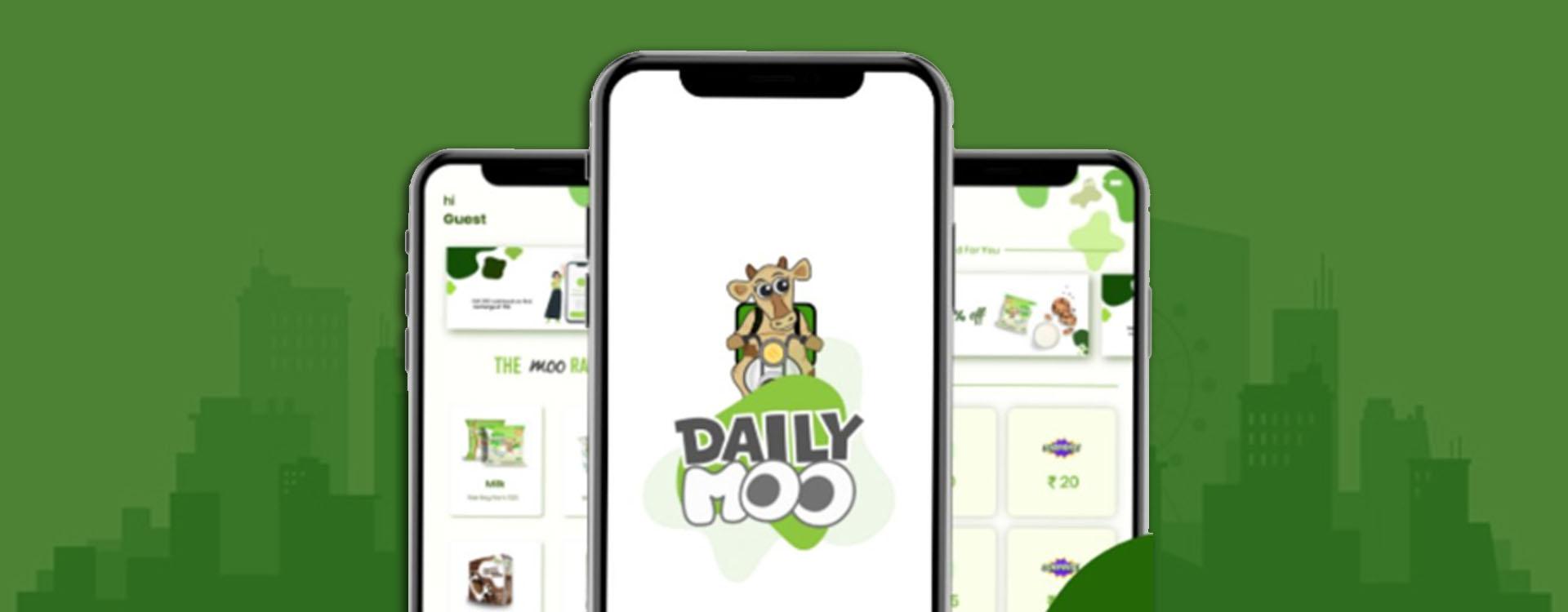 Milk Mantra app DailyMoo's growth