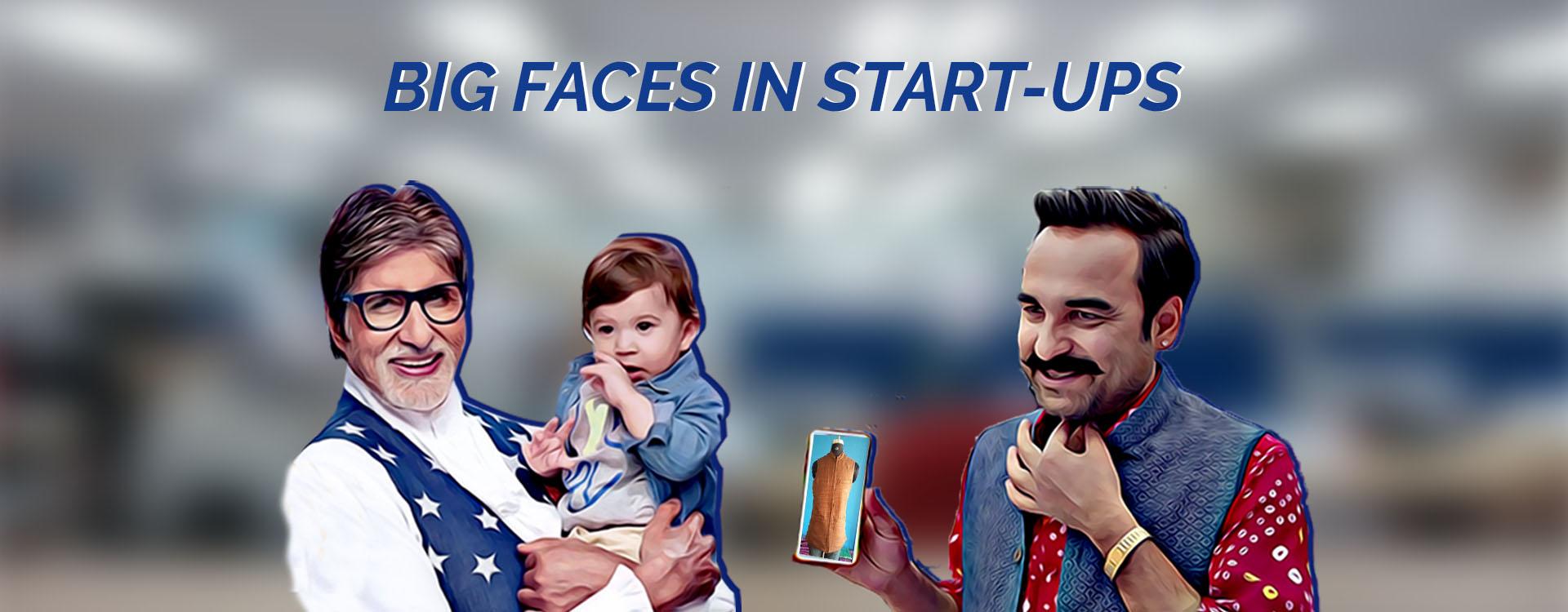 Amitabh Bachchan, Pankaj Tripathi endorsing Start-ups: How to afford a celebrity for business branding?