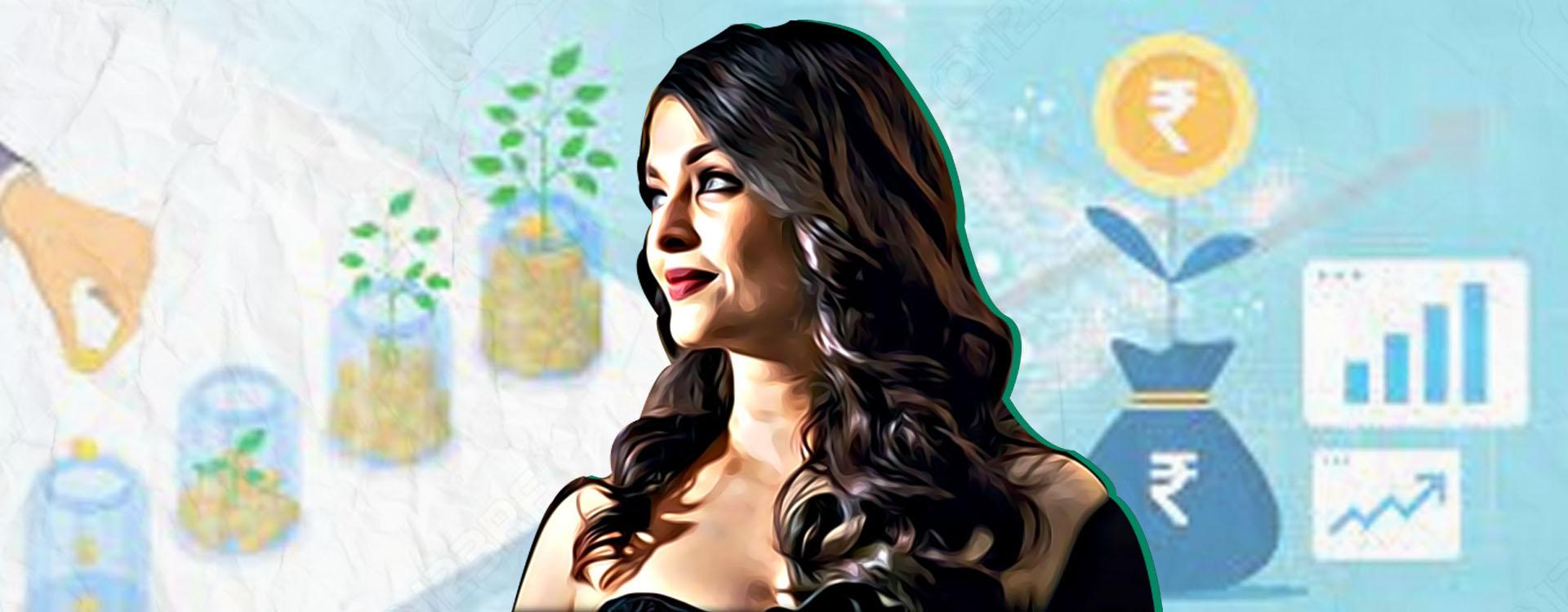 Celebrities like Aishwarya Rai invest in startups: Why the sudden interest?