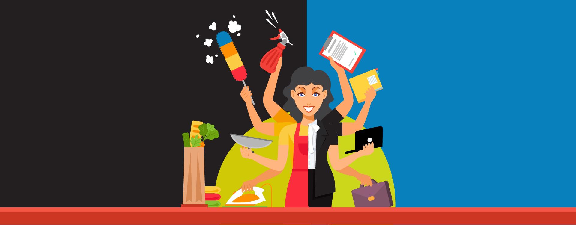 Entrepreneurship and Motherhood: How can a Mompreneur schedule self-care?