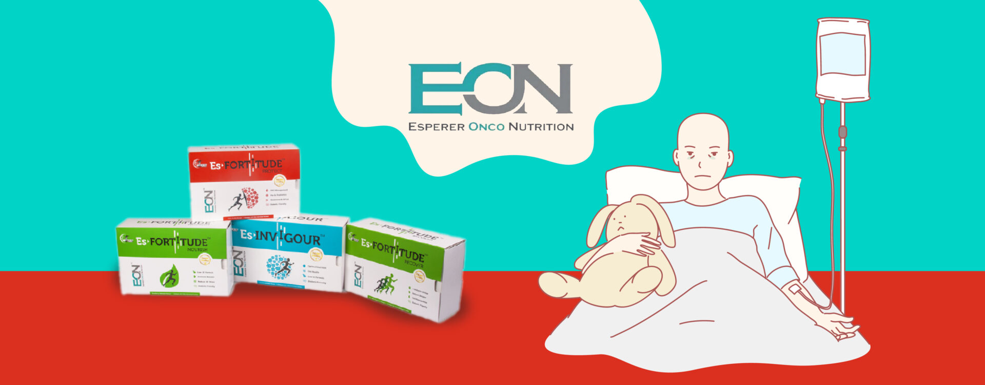 Esperer Onco Nutrition is bringing innovation in cancer treatment through its nutritional therapy.