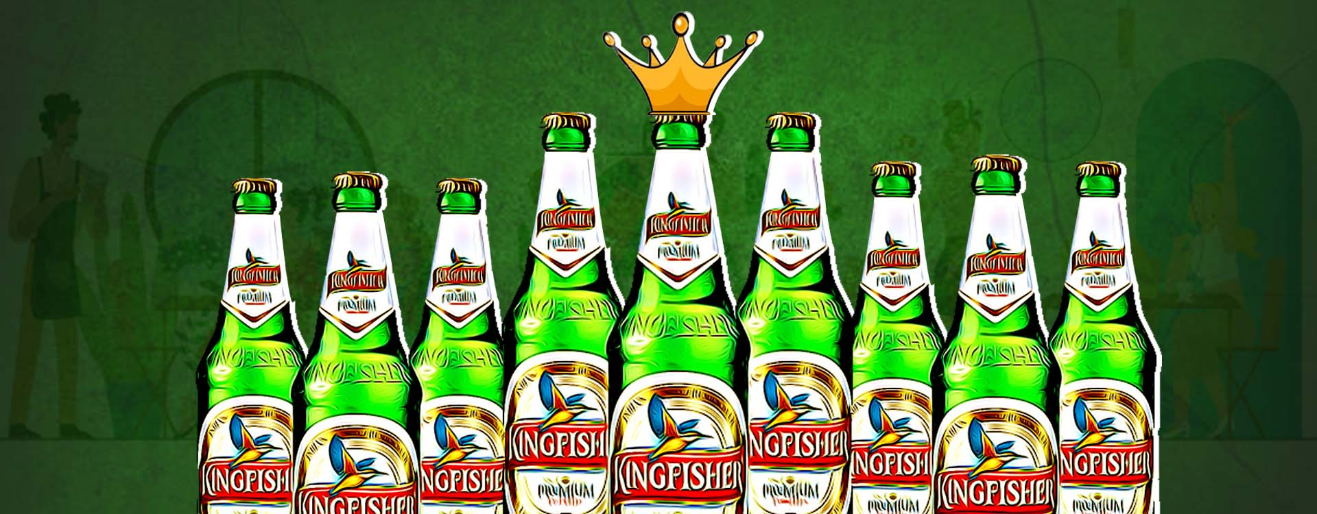 Is Kingfisher Beer the King When You Cover More than 50%? of the Market Share
