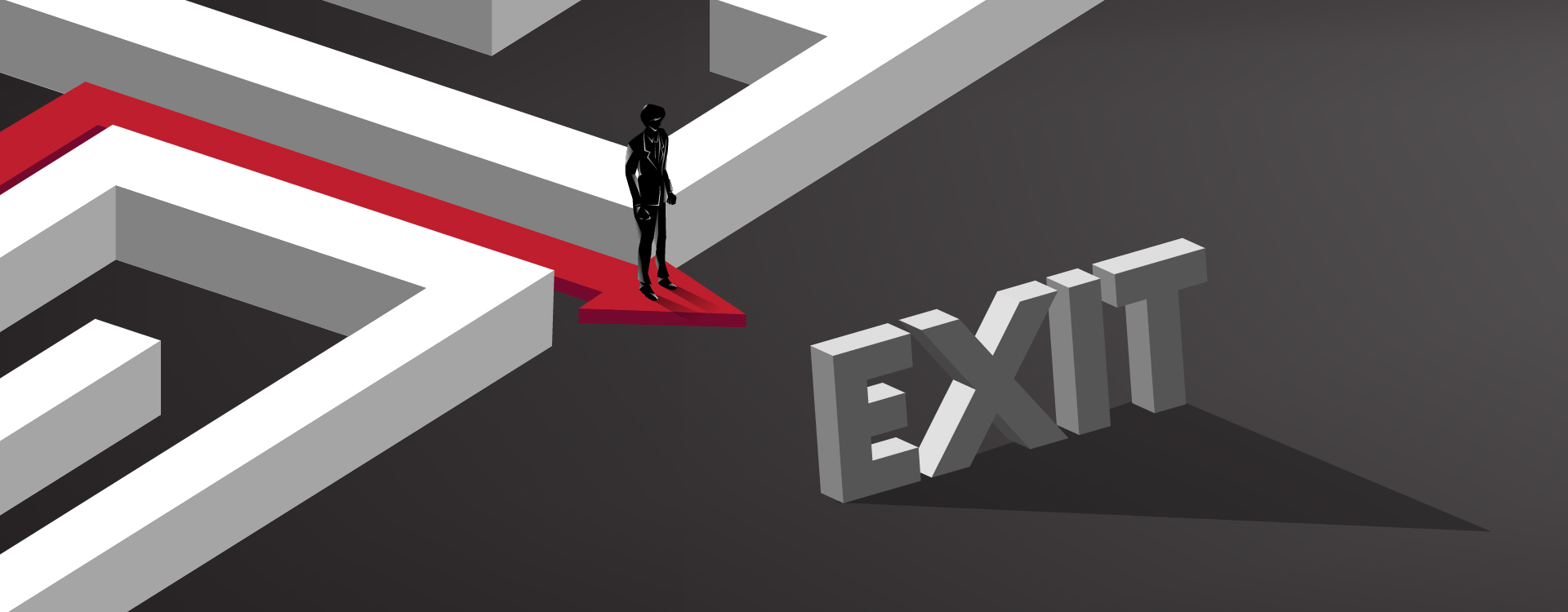 Make Exit by Liquidation: How Business Exit can be Rewarding?