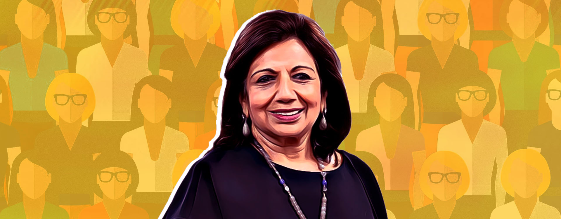 Kiran Mazumdar-Shaw Richest Woman In India and Founder of Biocon Limited