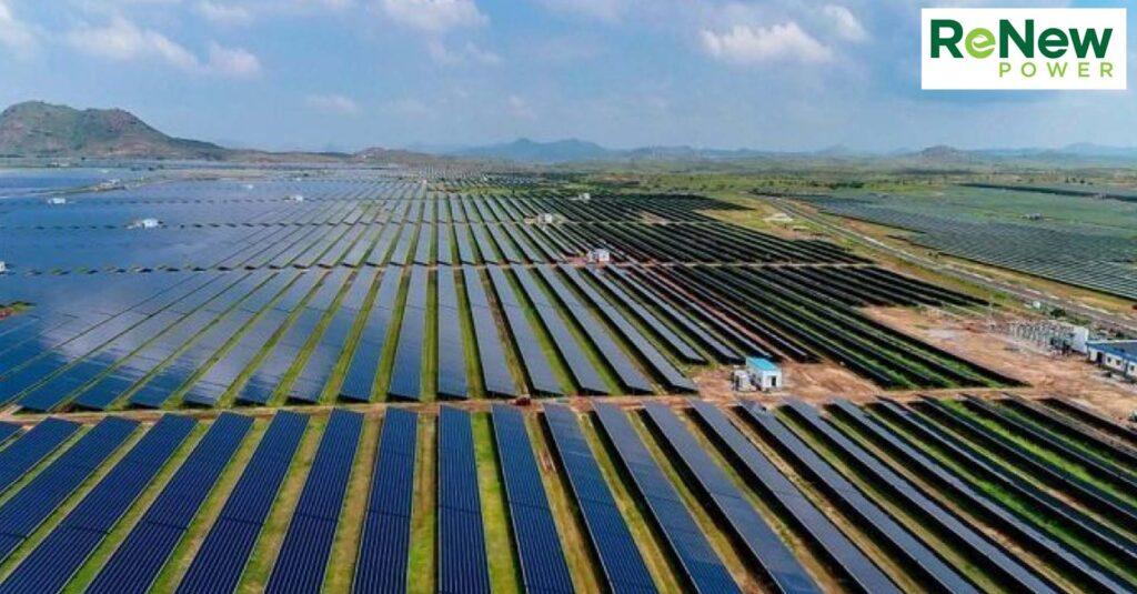 ReNew Power Utility Solar