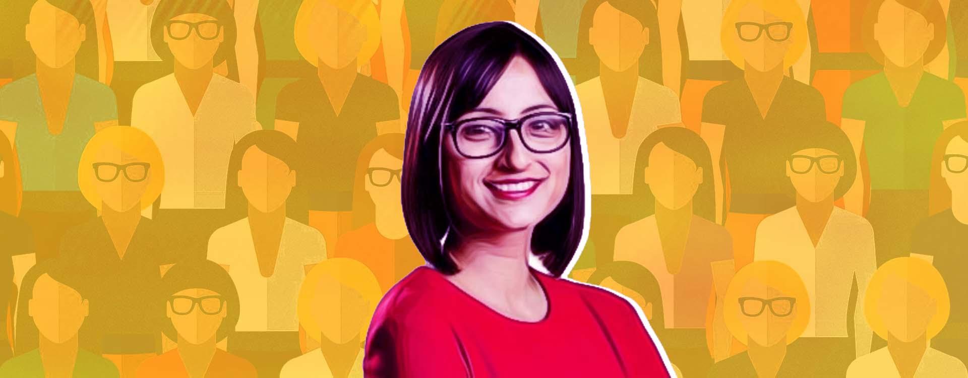 Richa Kar is the founder of Zivame India's largest women centric e-commerce platform