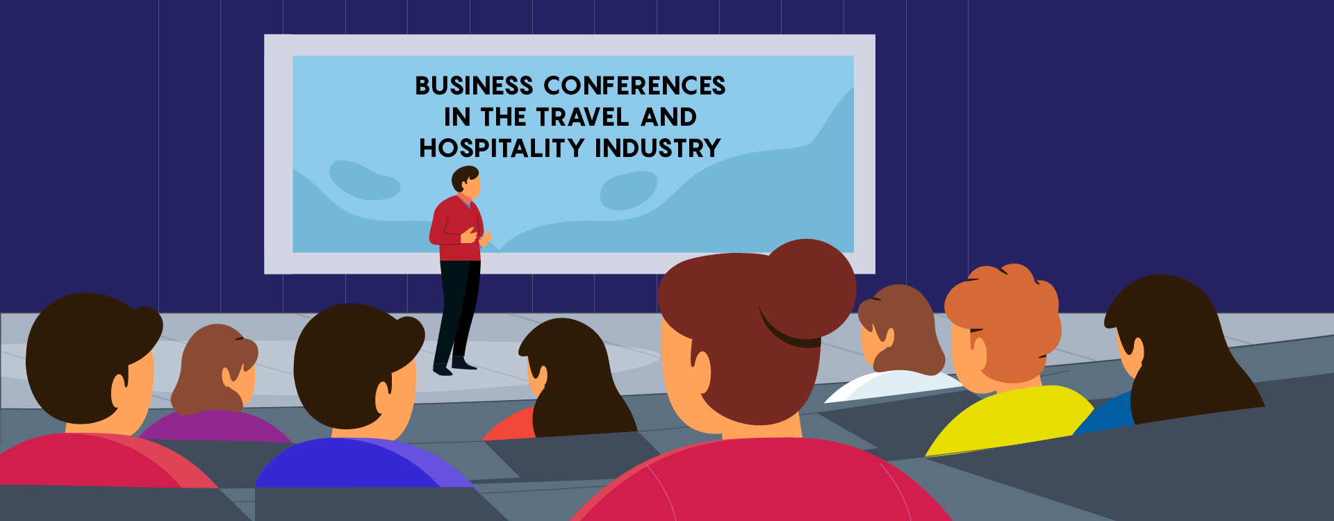 Travel and Tourism Industry- Upcoming business conferences and expos