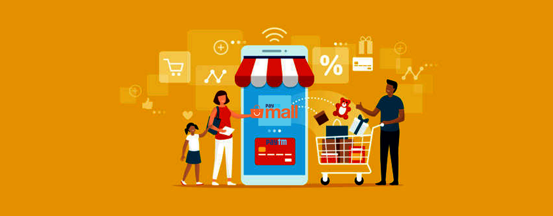 Paytm Mall: Taking Online Shopping a Step Further