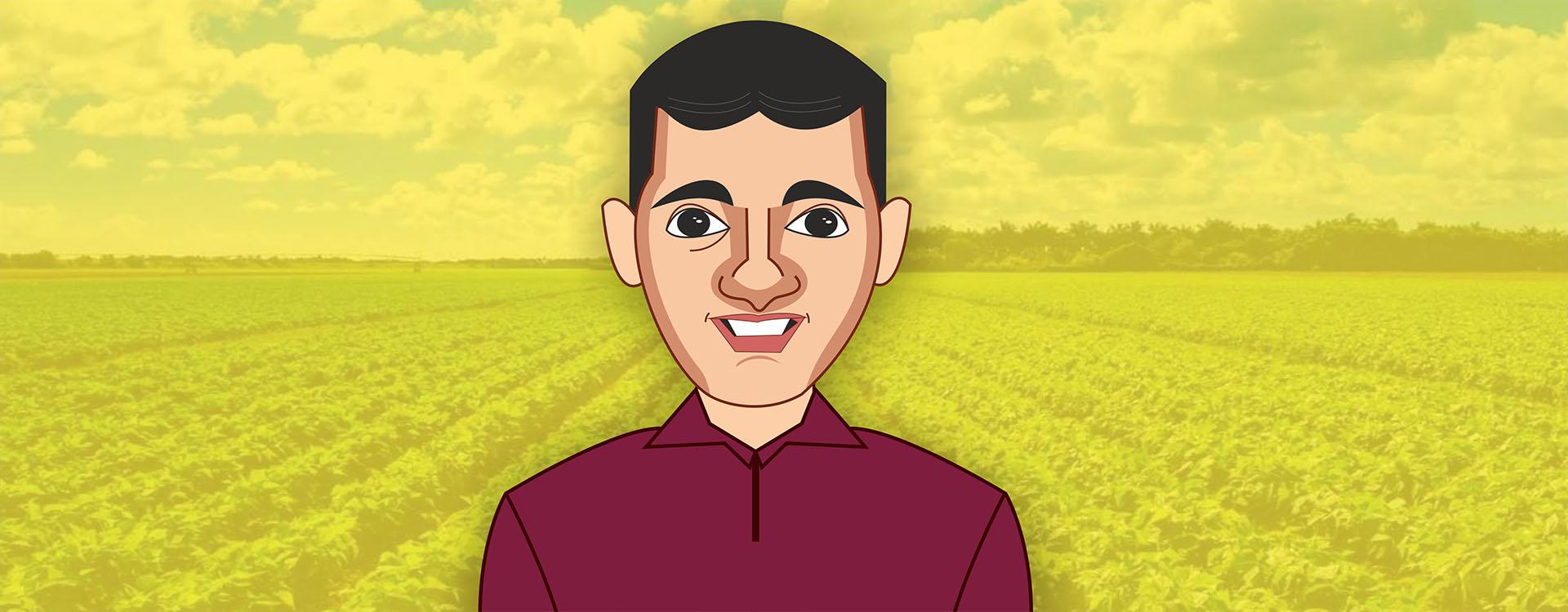 Sid's Farm Cultivating Humanity: Kishore Kumar's Tale of Success