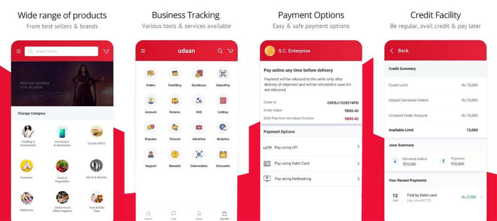 Success story of B2B e-commerce platform Udaan