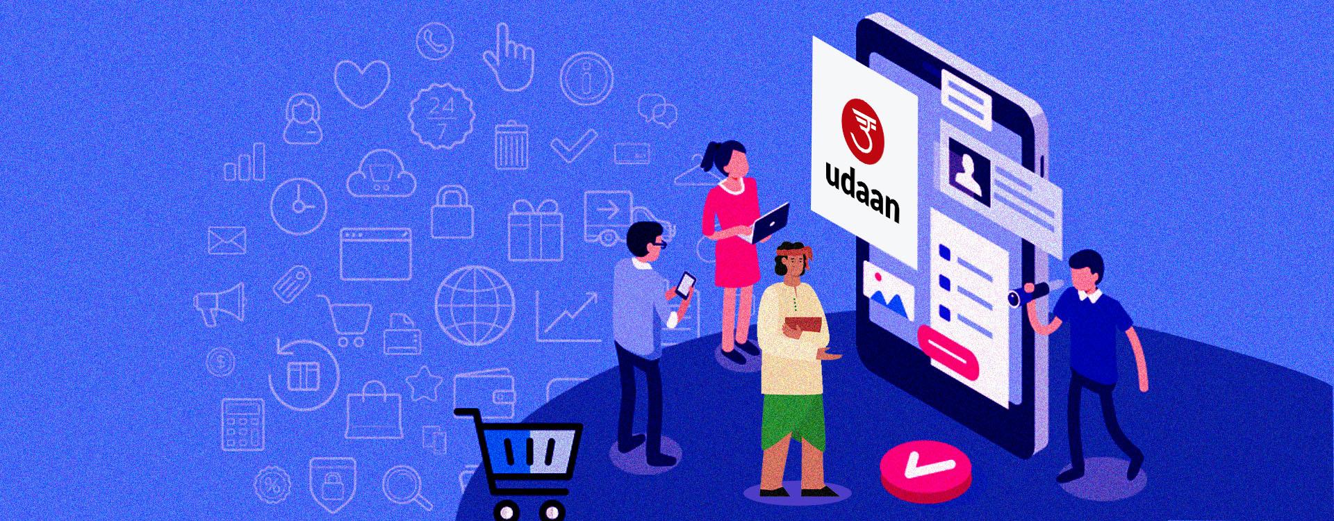 Growth story of B2B e-commerce platform Udaan