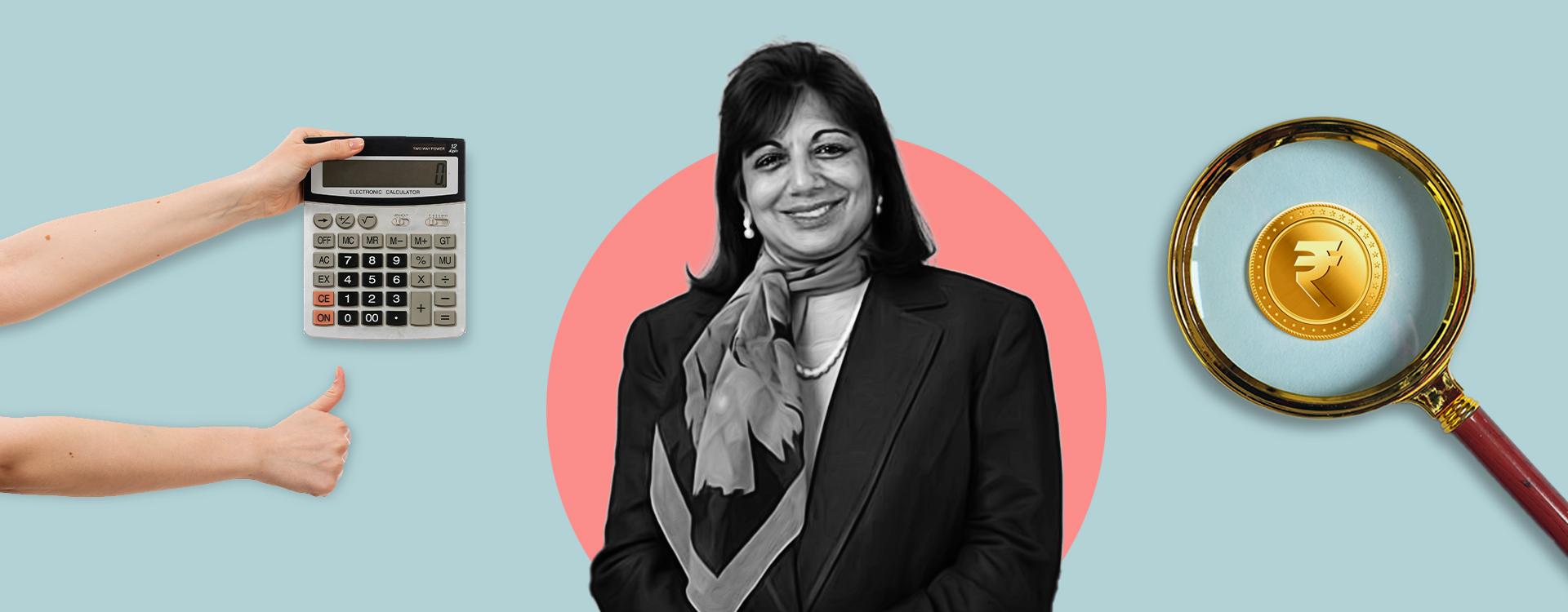 Kiran Mazumdar-Shaw, A successful women entrepreneur