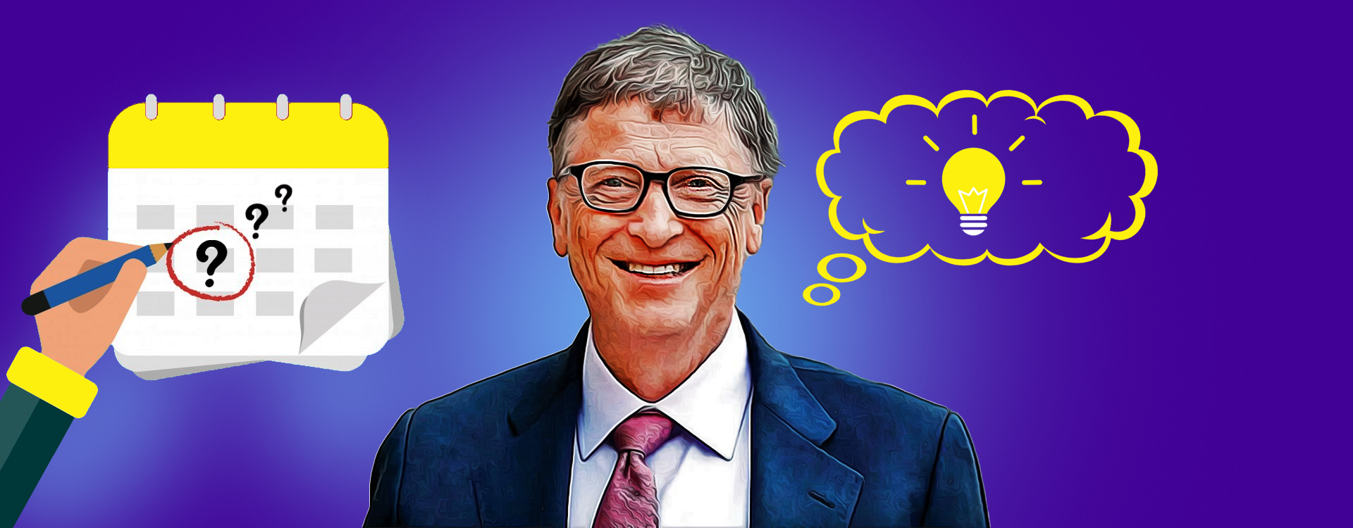Find Out About Bill Gates Think Week