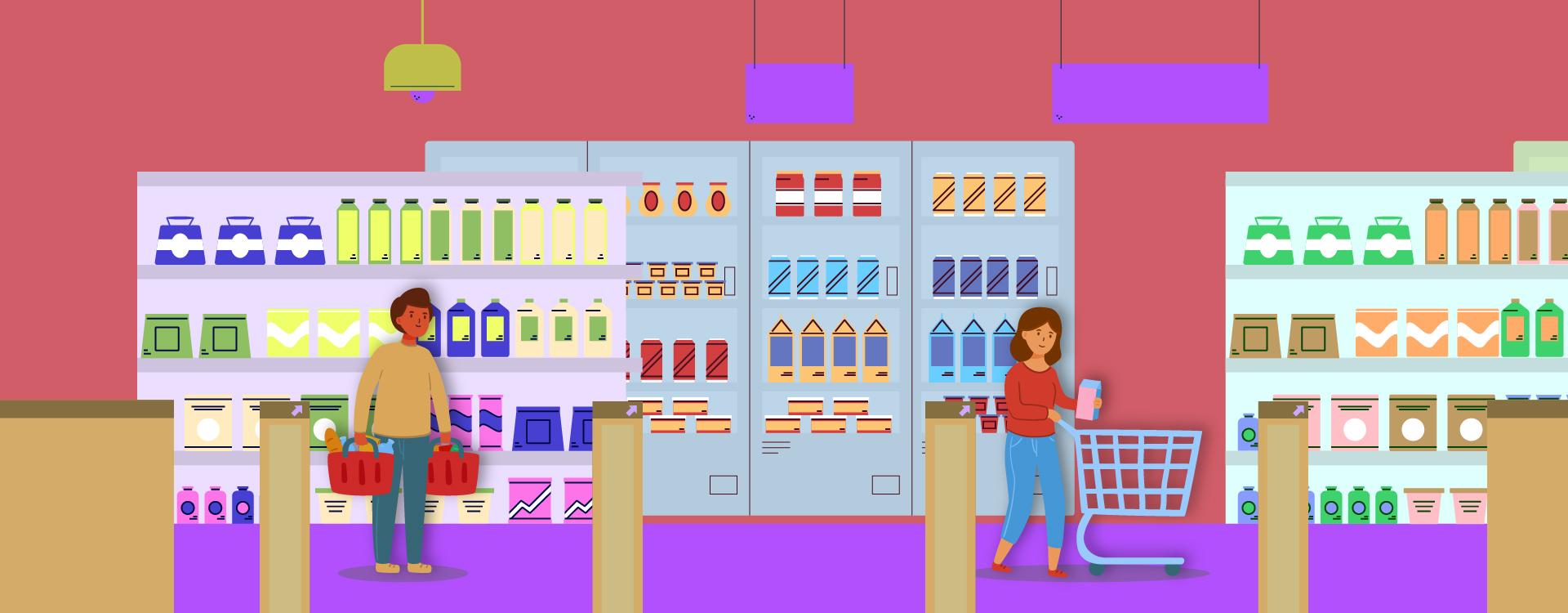 Cashierless Supermarkets - Future of Retail - Amazon Go