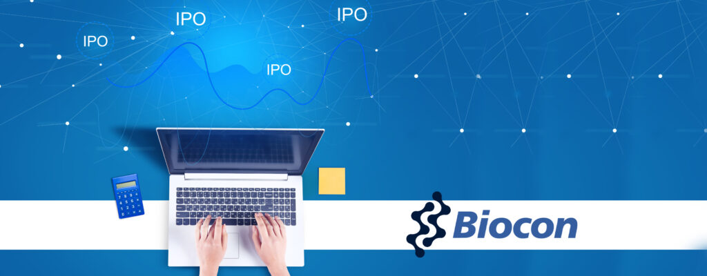 Biocon- The first Biotech Company to issue an IPO