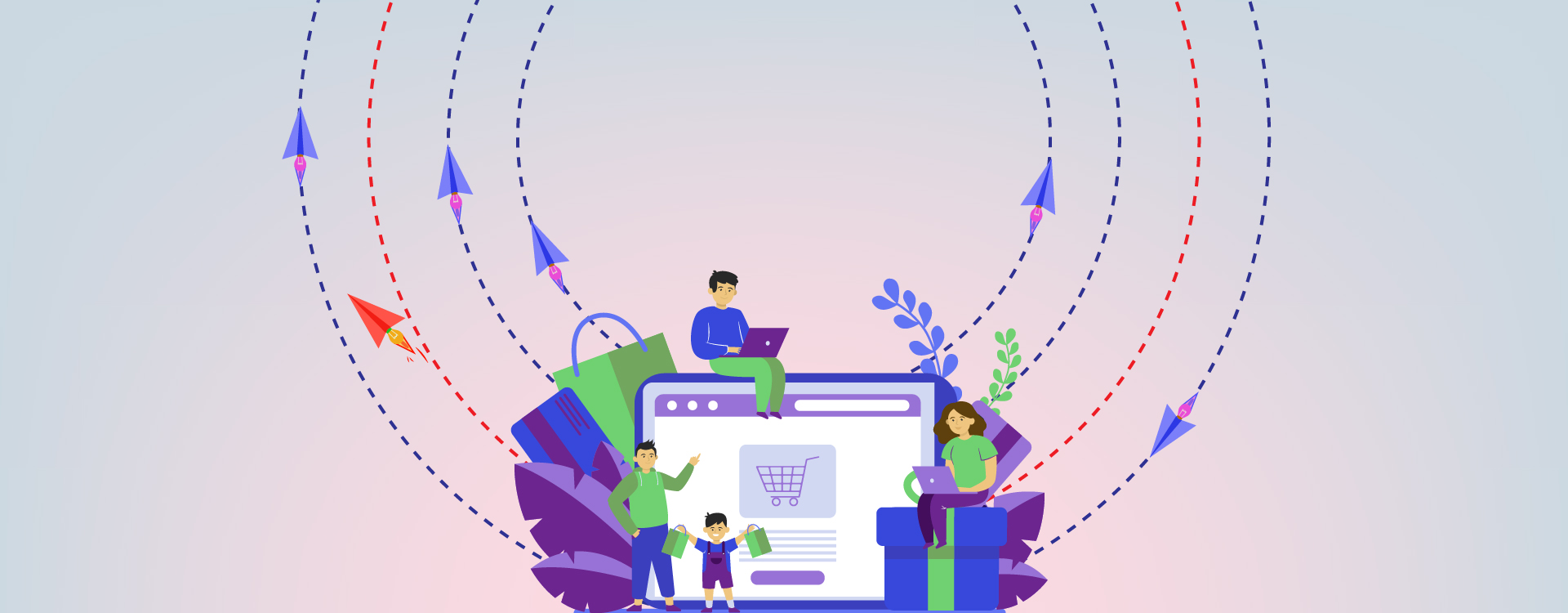 Disruptions in E-commerce will be driven by changes in consumer behaviour and Tech advancements.