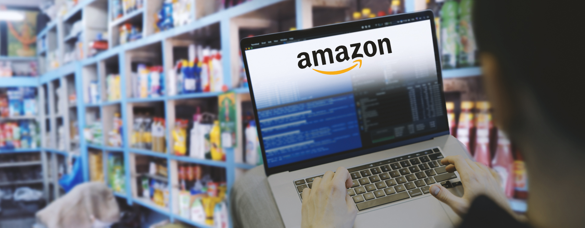Amazon is entering the Indian retail market with Kirana stores and has acquired retail tech start-up Perpule