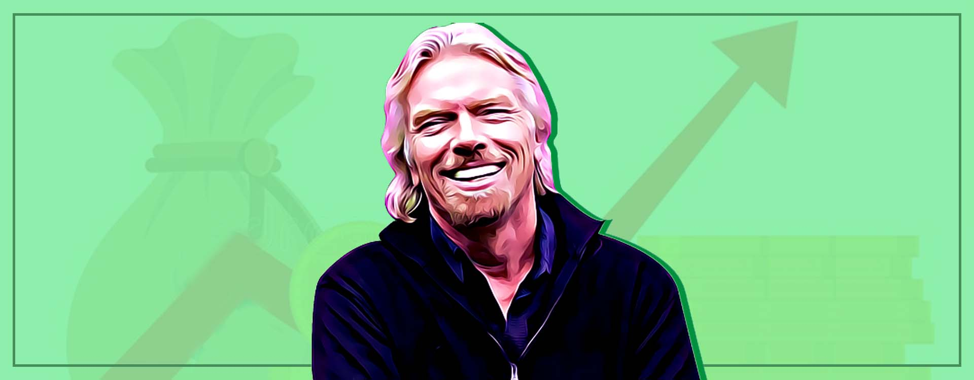 Richard Branson, a Multimillionaire Who Became an Entrepreneur