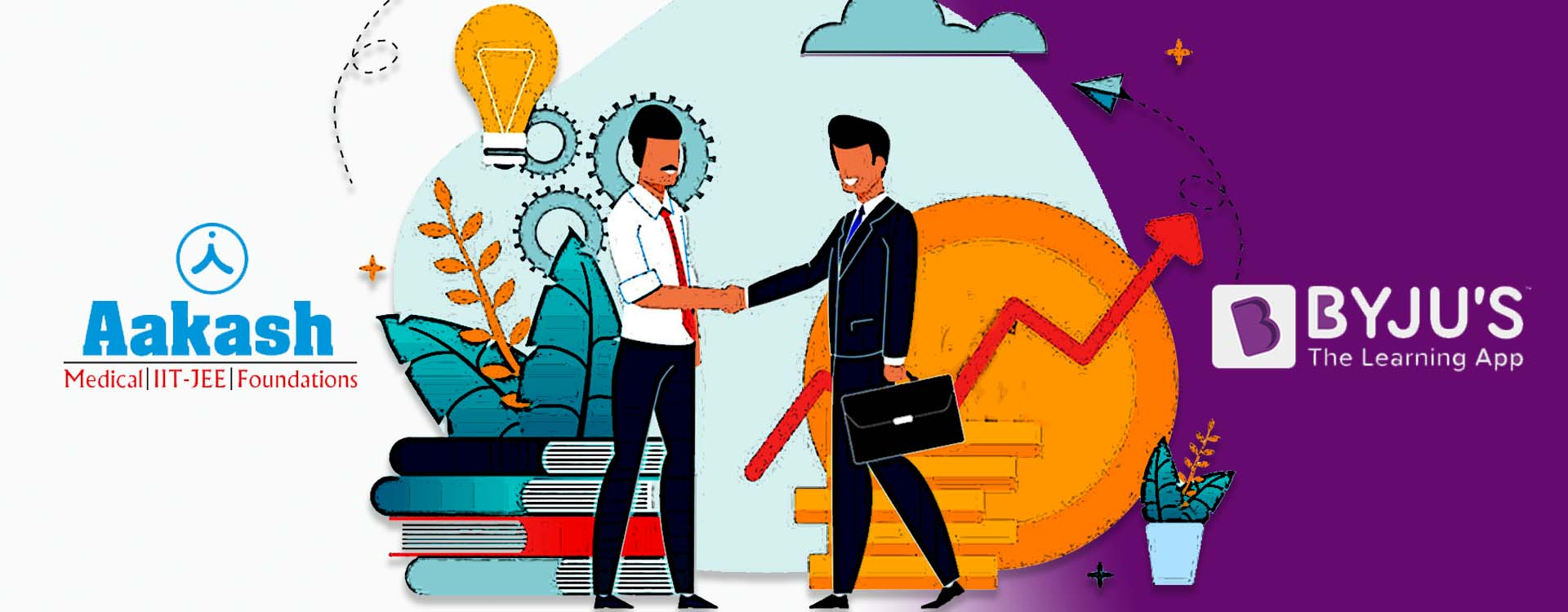 Acquisition by Byjus: Decoding the $1 Billion Byju's-Aakash Deal