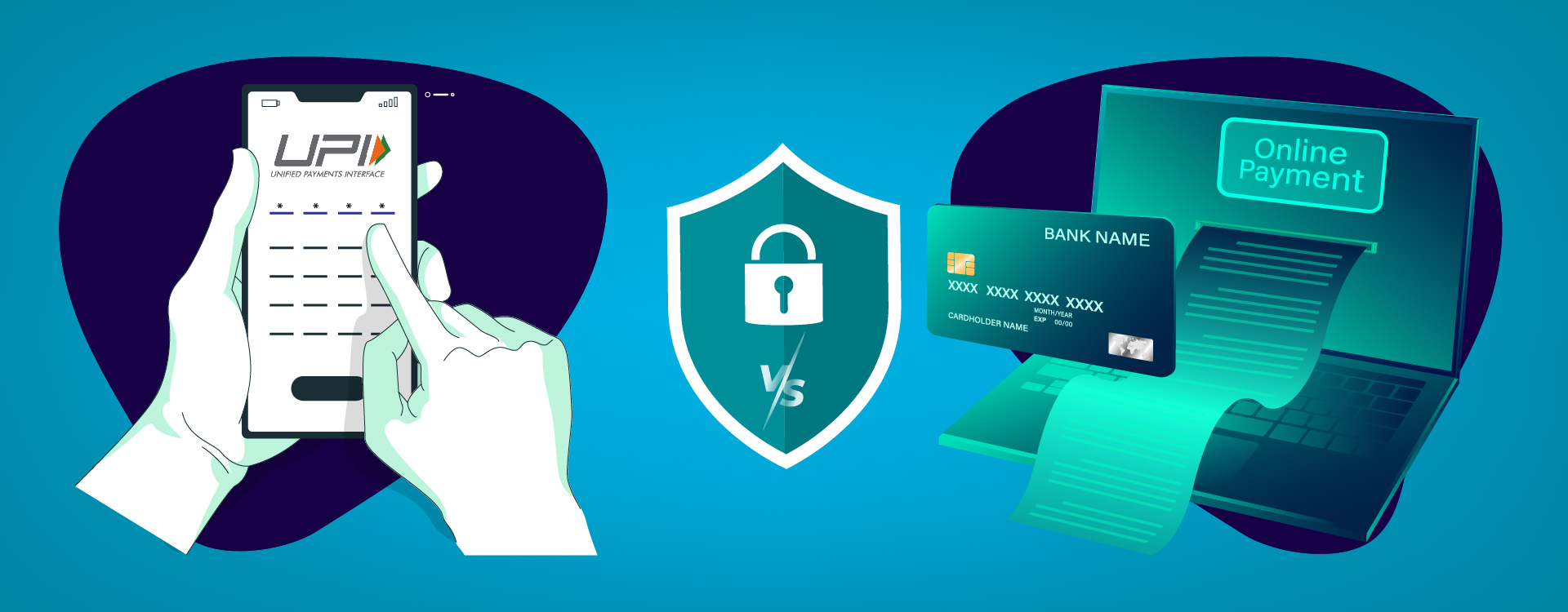 Payment gateway is safer than UPI payments since it follows a number of security compliances.