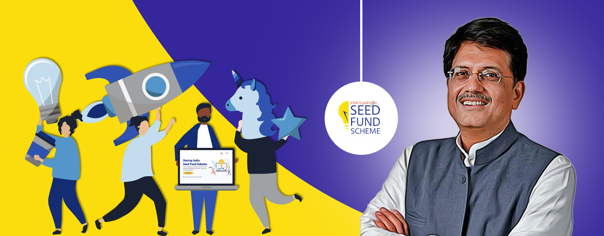 Startup India Seed Fund Scheme: What is this Rs.945 Crore Scheme?