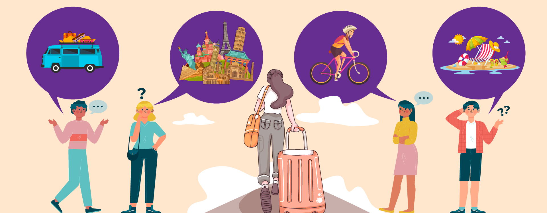 Travel and Hospitality: Which are the New Customer Segments?