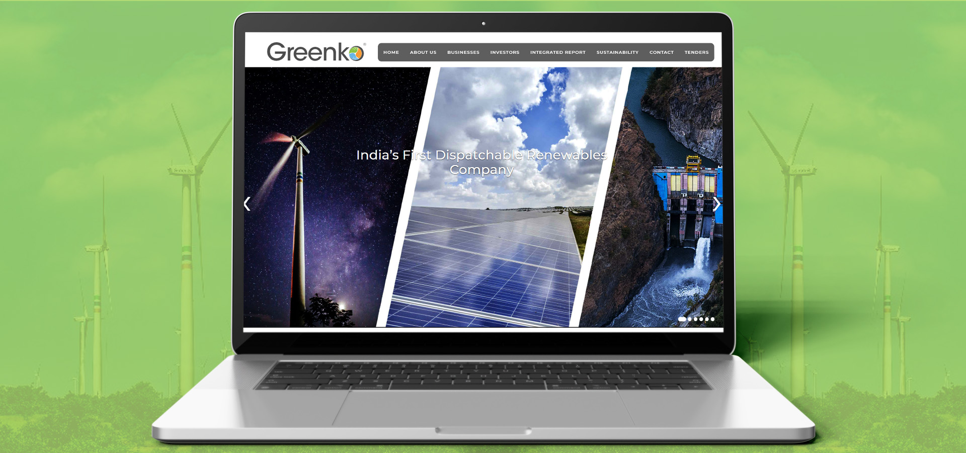 This is how Greenko is building India's largest operational clean energy portfolio.