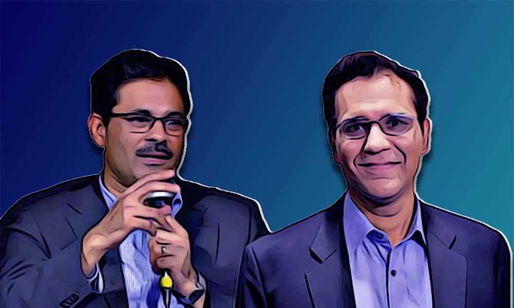 Rizwan Koita, Jagdish Moorjani and Bimal R Naik - The Founders