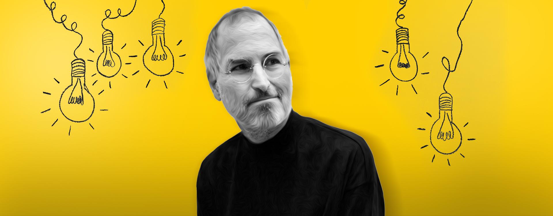 Entrepreneurial lessons from Steve Jobs