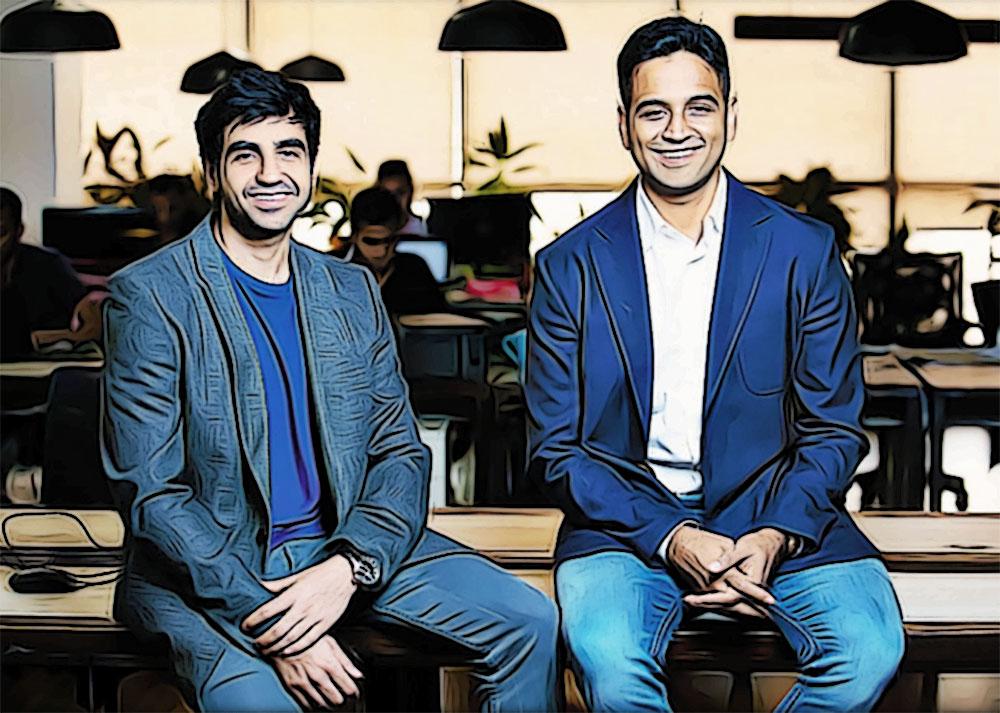 Zerodha Founders Nikhil and Nithin Kamath