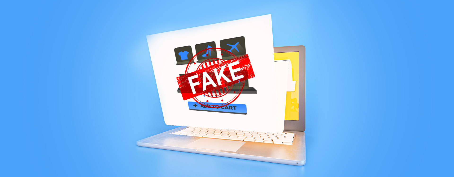 Fake products on e-commerce tends to erode the consumer trust towards that brand that significantly gives low sales.
