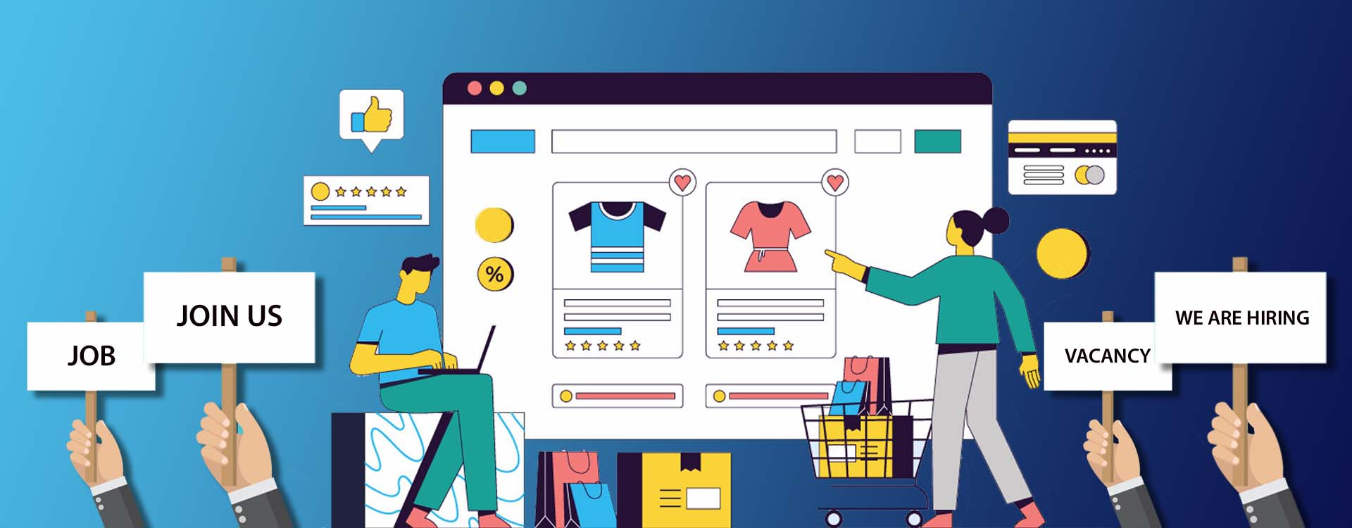 Job trends in e-commerce will target individuals who can analyse large volumes of customer behavioural data.