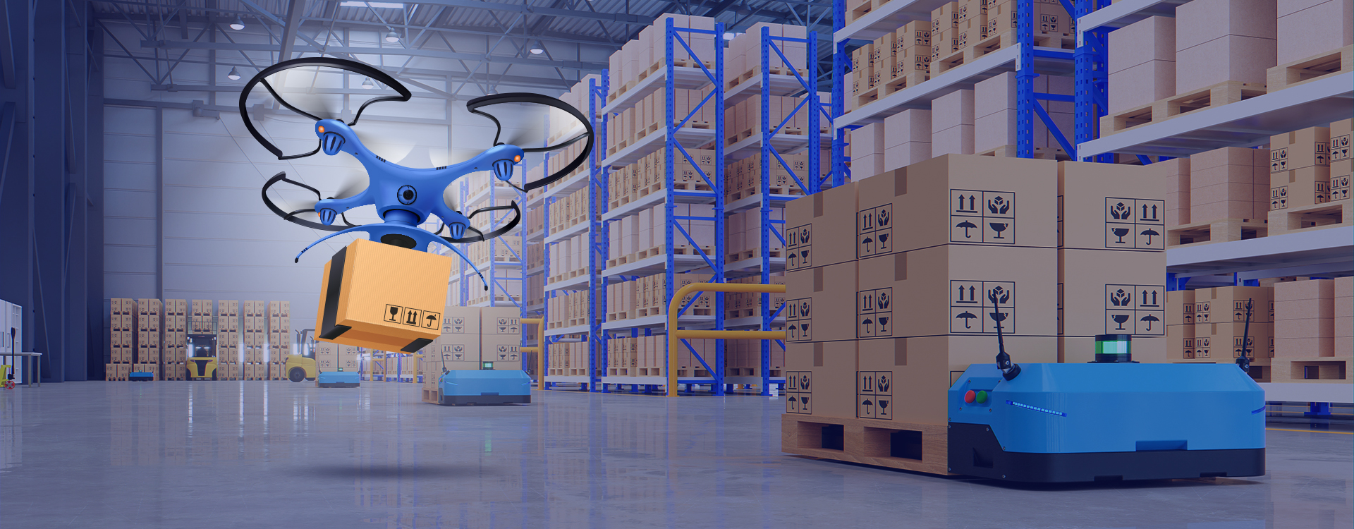 Logistics Industry in India AI Artificial Intelligence