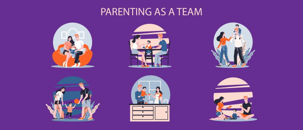 Parenting as a Teamwork