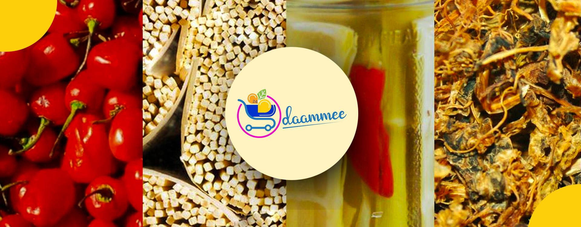 Daammee Darjeeling Start-up E-commerce