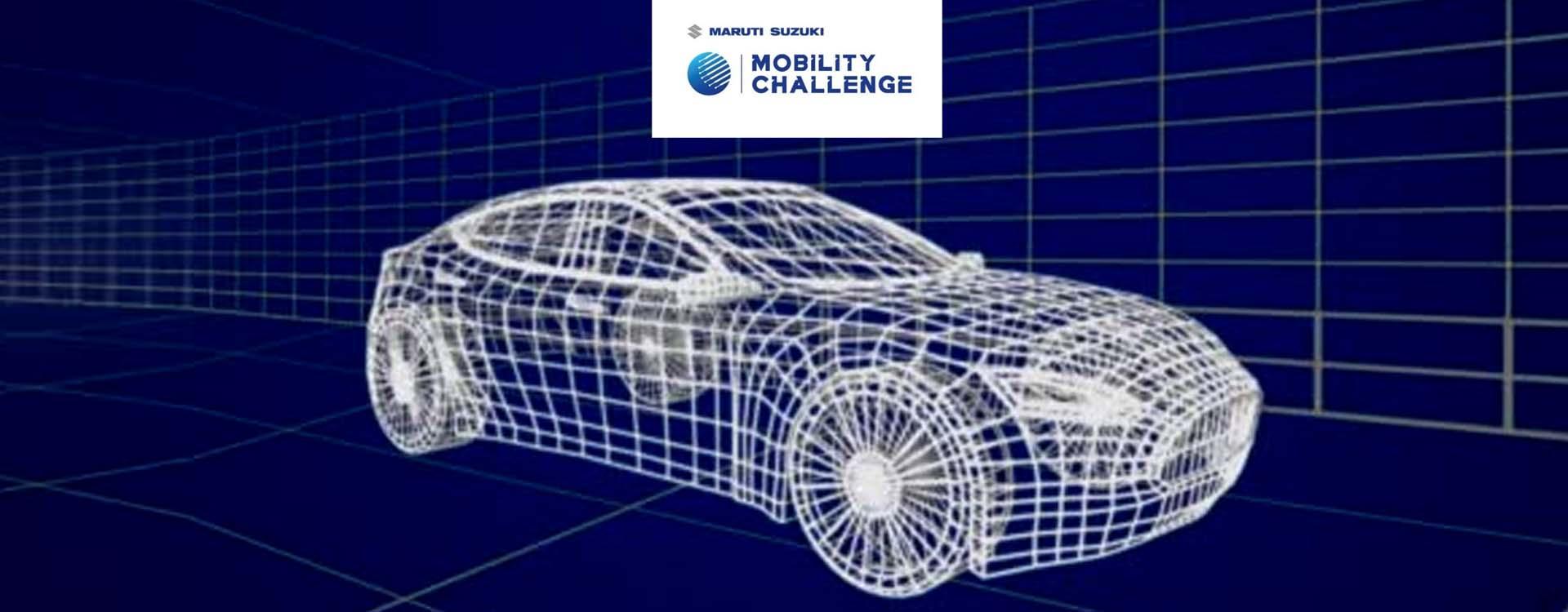 Maruti Suzuki Mobility Challenge For 2021