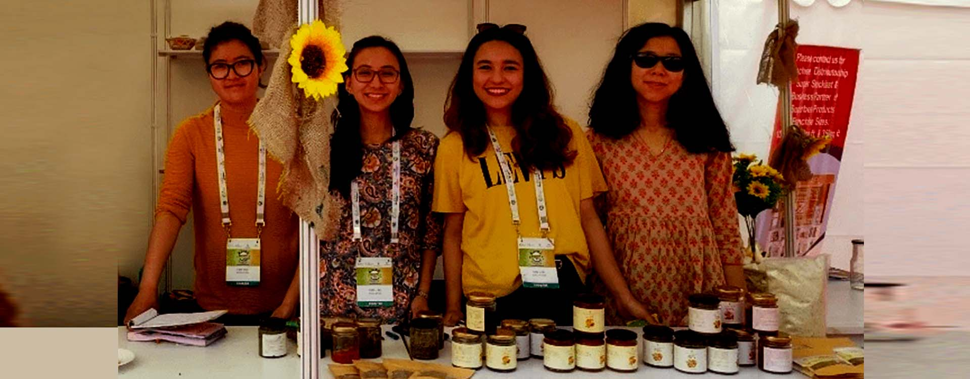 Kangla-Nyishar, A Ladakhi food culture startup