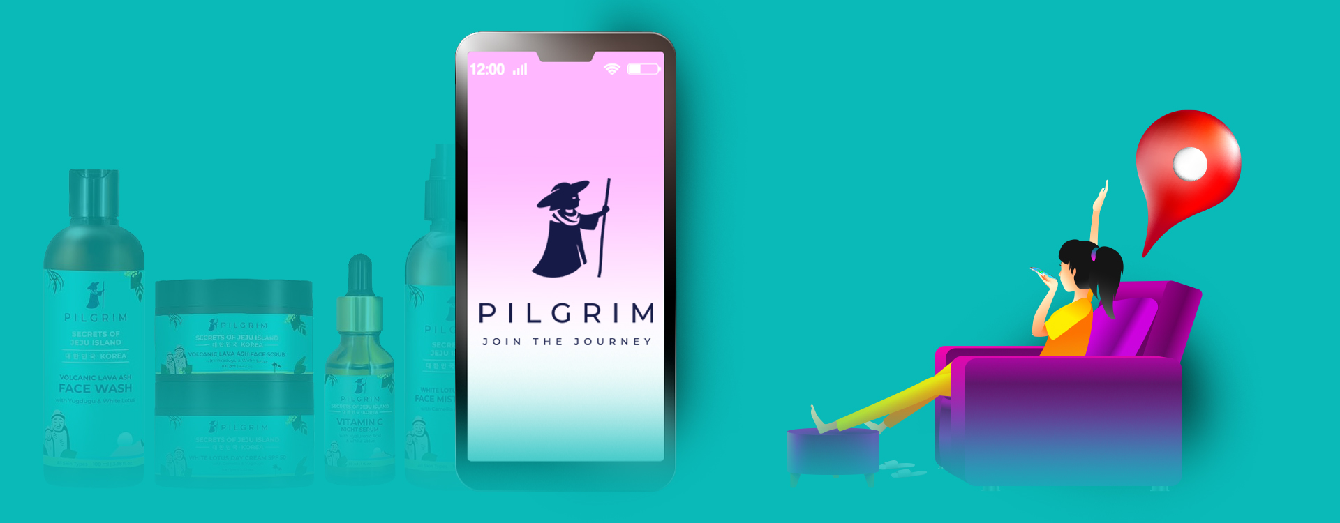 5 things that new businesses can learn from Pilgrim a newly launched D2C beauty brand in the pandemic.