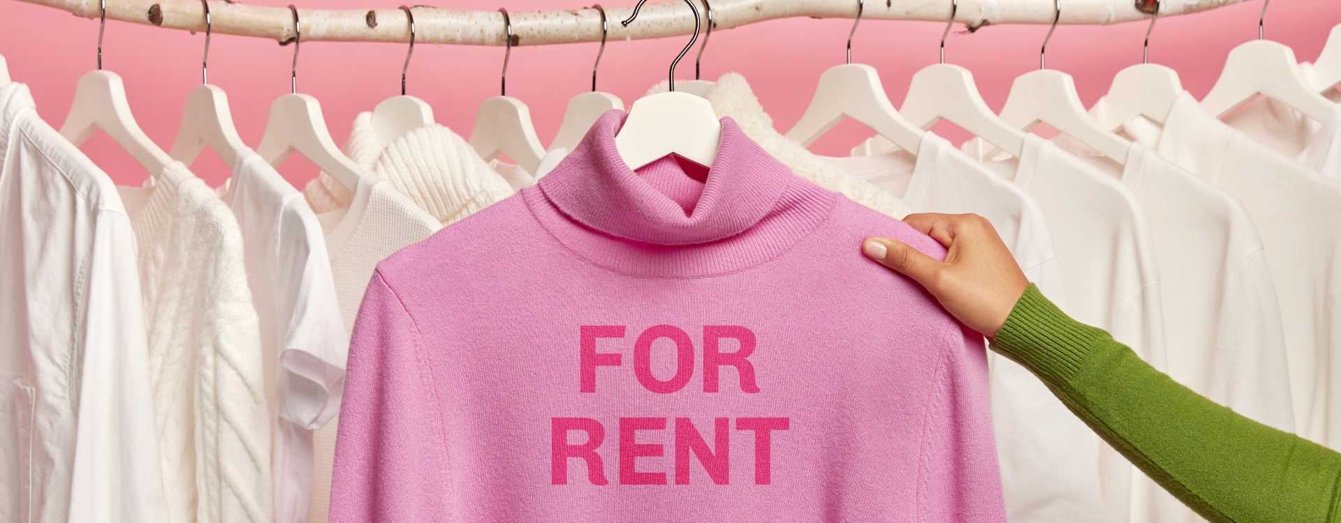 Cloths on Rent