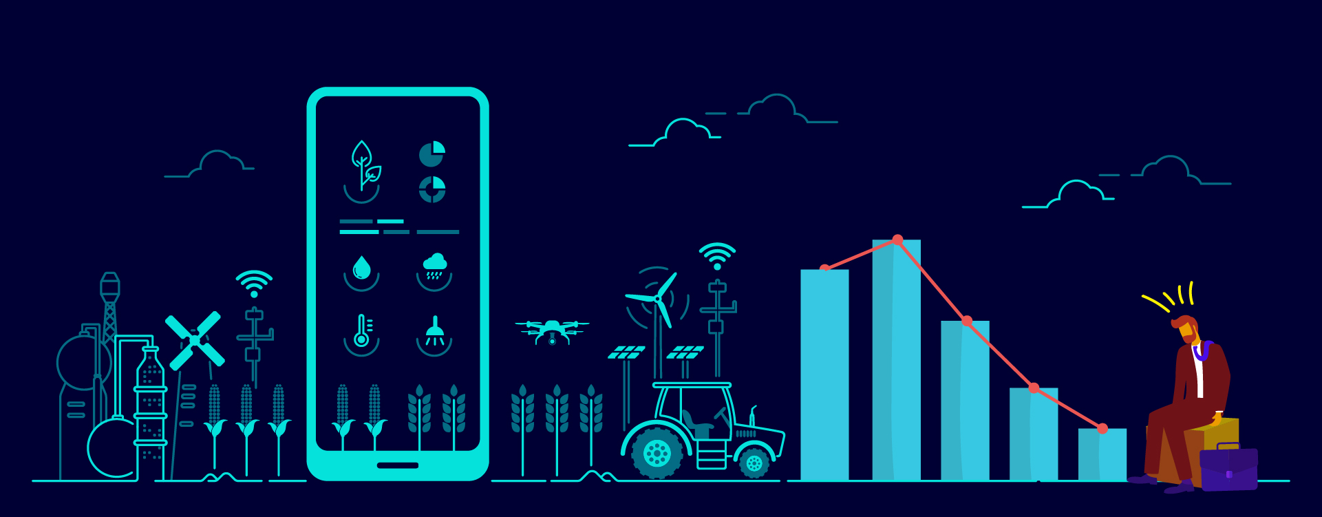 Top 10 reasons for agritech start-ups to fail.