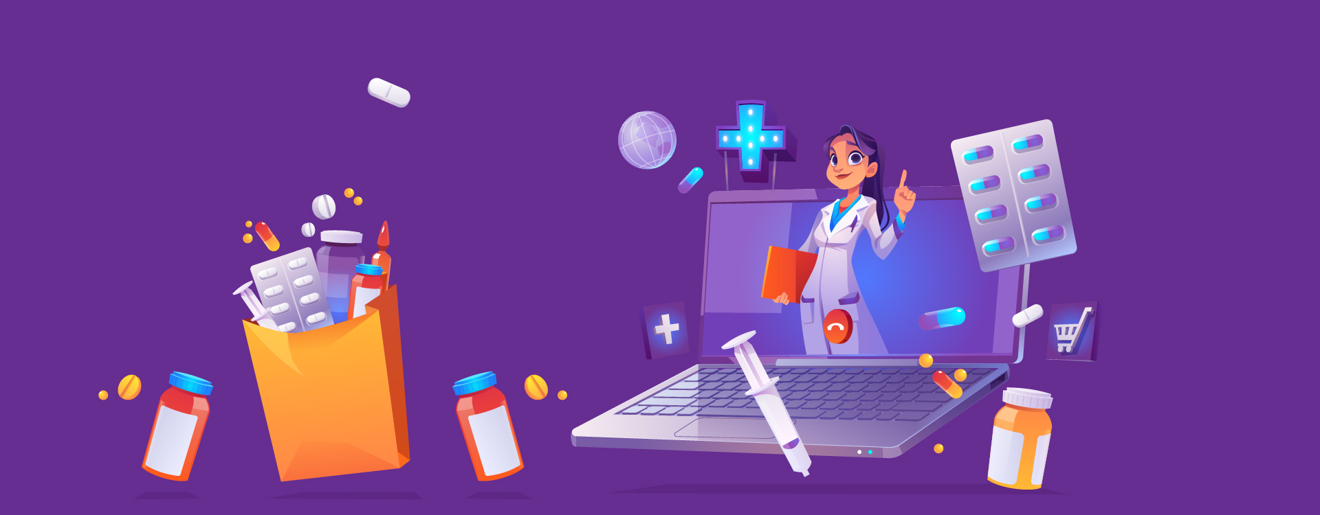Pharma marketing in the pandemic should be tech-driven to induce personal connections.